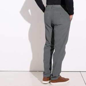 Blancheporte Chino kalhoty z manšestru šedá 42