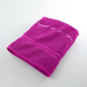 Blancheporte Froté sada vřesová ručník 50x100cm+žínka