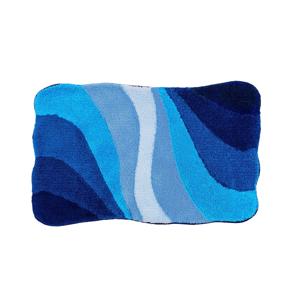 Blancheporte Koupelnová předložka Ondine modrá 50x40cm