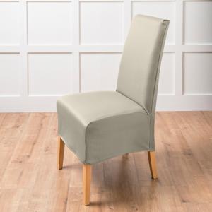 Blancheporte Potah na židli béžová samostatně