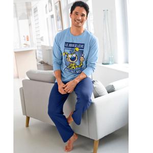Blancheporte Pyžamo s kalhotami Marsupilami modrá/nám.modrá 87/96 (M)