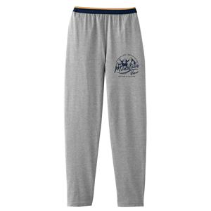 Blancheporte Pyžamové kalhoty, šedý melír šedý melír 40/42