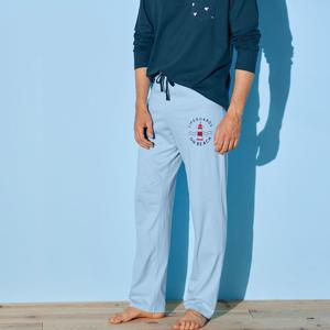 Blancheporte Pyžamové kalhoty, světle modré světlemodrá 48/50
