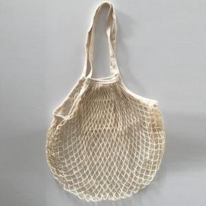 Blancheporte Síťovaná bavlněná taška béžová