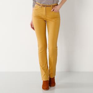 Blancheporte Tvarující kalhoty s 5 kapsami šafránová 54