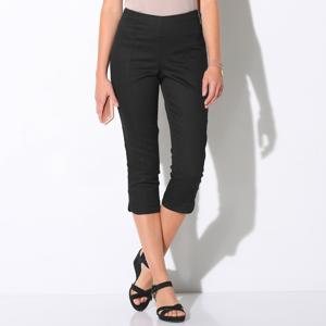 Blancheporte Tvarující korzárské kalhoty černá 44