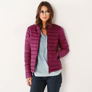 Blancheporte Ultra lehká bunda purpurová 44